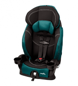 Top Travel Car seats for 2018 Evenflo Chase Harnessed Booster