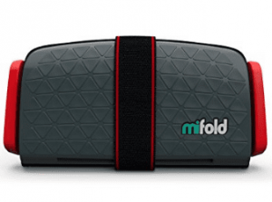 Top Travel Car Seats for 2018 mifold Grab-and-Go Car Booster Seat
