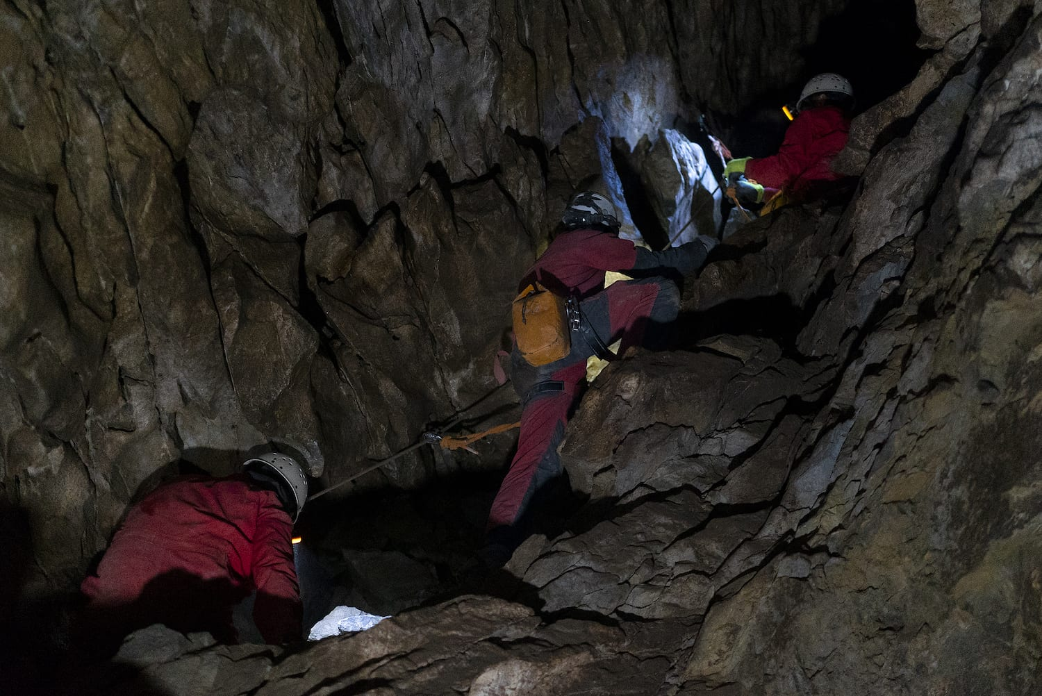 Canmore Cave Tours