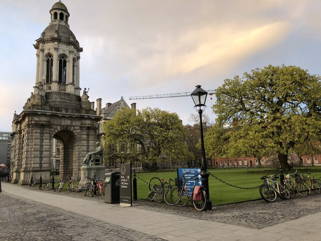 One Day in Dublin? Check out the Dublin Literary Pub Crawl