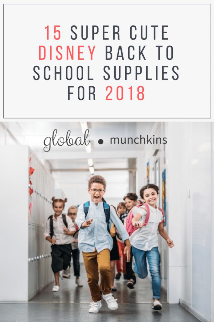 Disney Back to School Supplies 2018 disney back to school suplies