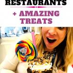 Norwegian Bliss Restaurants - 15 Incredible Restaurants + Amazing Treats