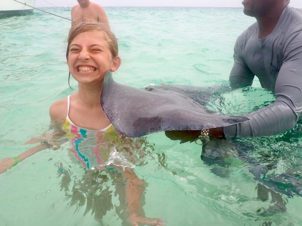 Stingray City Tours Grand Cayman - An Extraordinary Experience