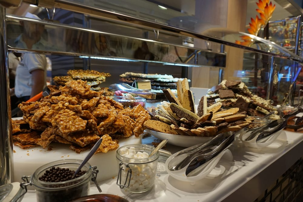 A Look at the 15 Incredible Norwegian Bliss Restaurants + Sweet Treats!