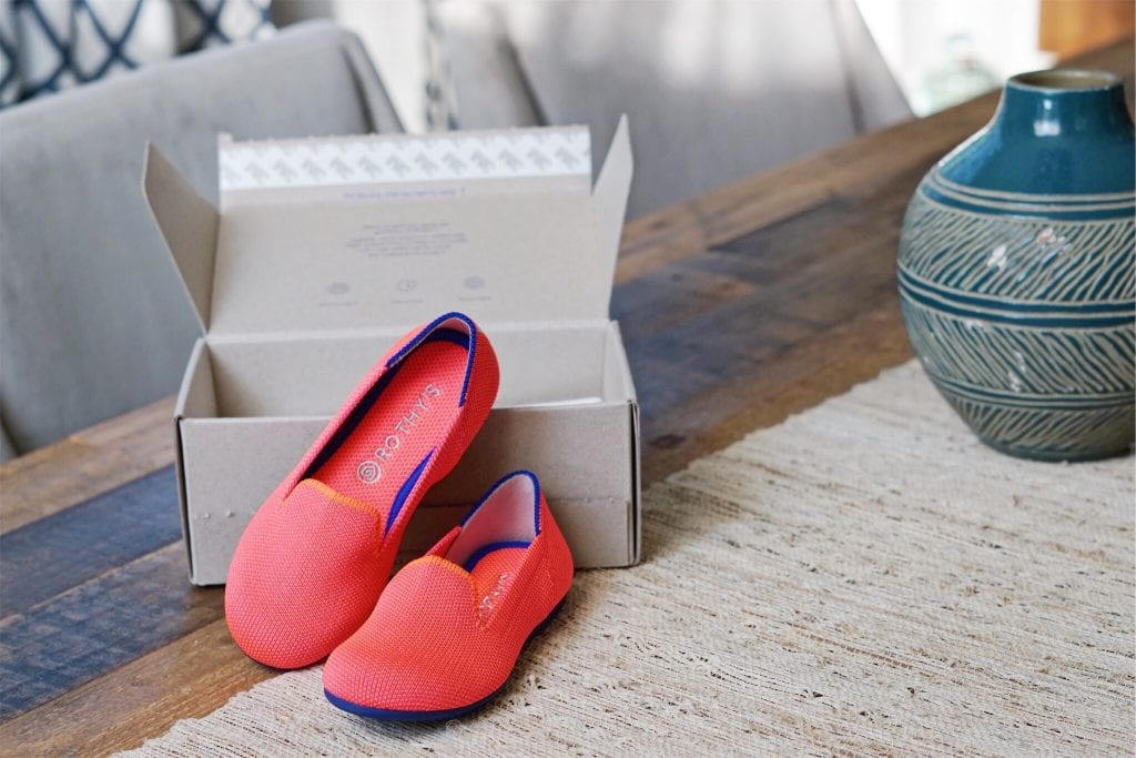 Sustainable Shoes- Rothy's Girls