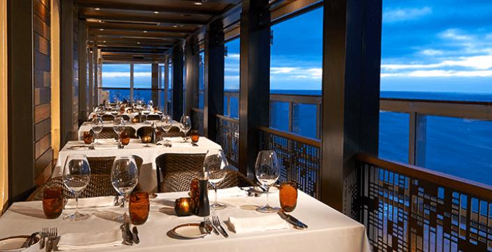 A look at Norwegian Bliss Restaurants + Sweet Treats