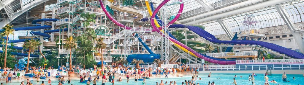 World Water Park, Edmonton