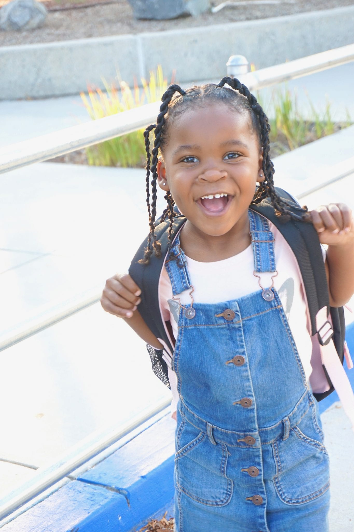 Tips to get you both through the first day of kindergarten.