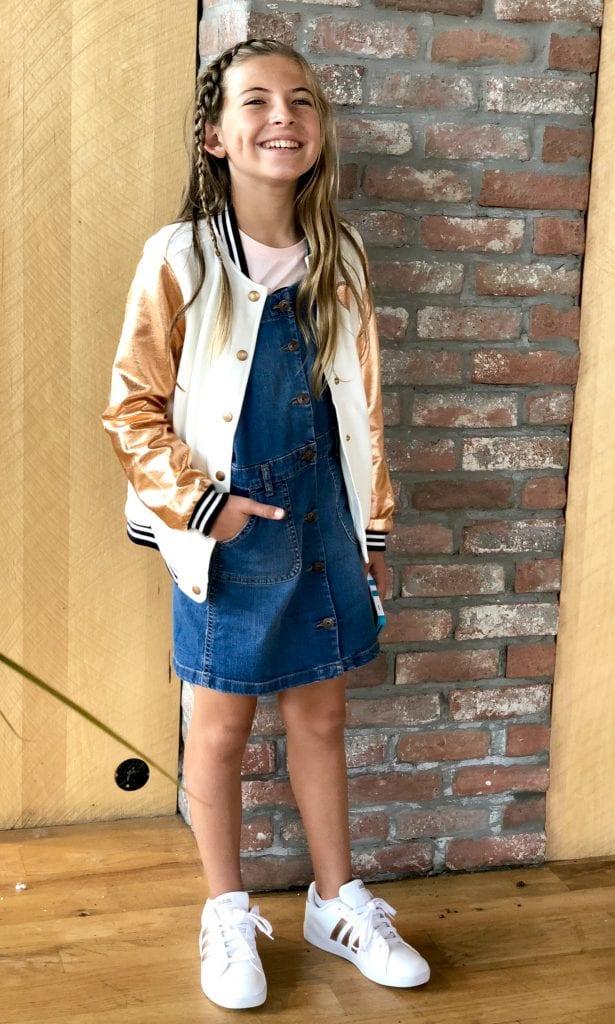 OshKosh B'gosh kids fashion back to school 2018