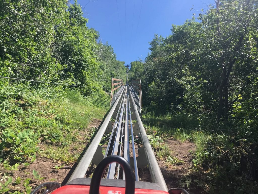 Park City Summer - Alpine Coaster