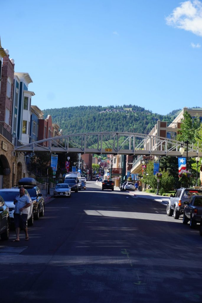 Park City Summer - Main St.
