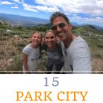 Park city Summer