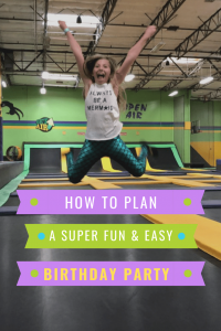 #AD This is the BEST Birthday Party for kids. Find out the one party that will please both kids & parents. Plus, see why this party is a winner for the party planner too! #kidsbirthdays #kidsparties #mermaidbirthday #partyideas #tweenparty #kidsbirthdayparty