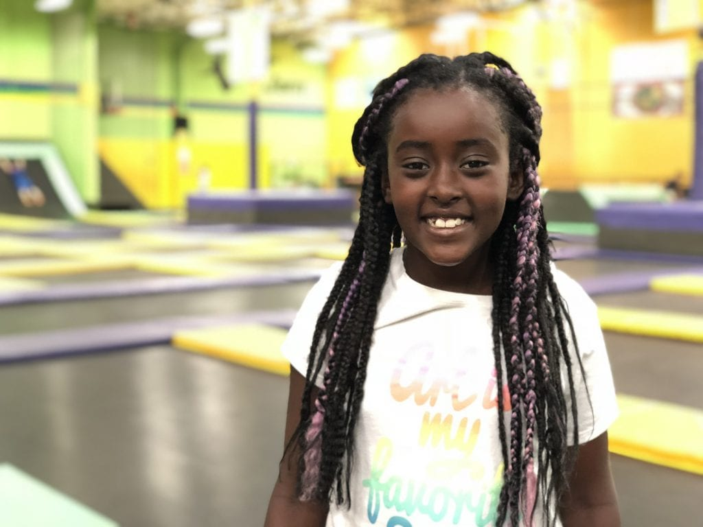 Get Air Trampoline Park Party
