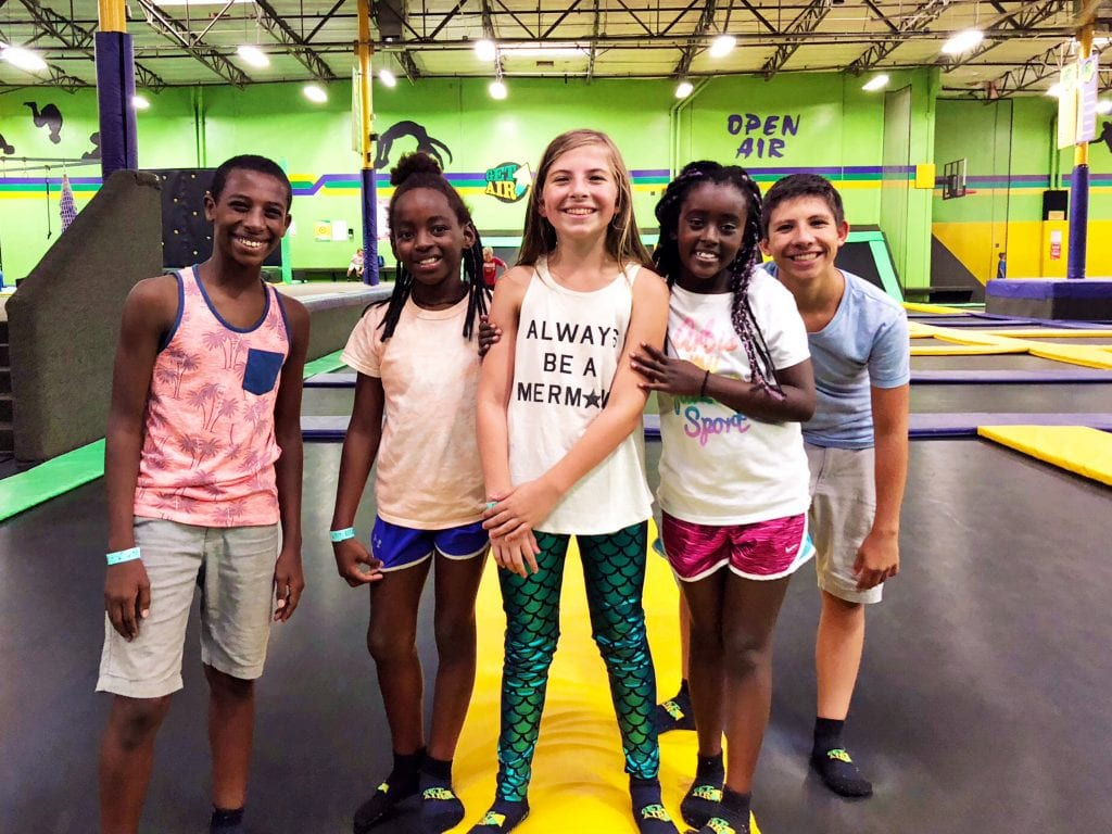 3 Great Reasons to Book a Get Air Trampoline Park Party