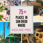75+ Places Where Kids Are Free in San Diego