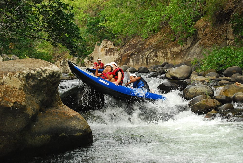 Amazing Rivers for Whitewater Rafting in Costa Rica
