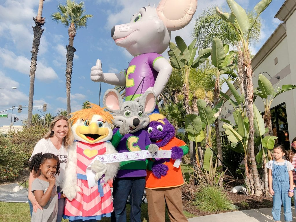 3 Reasons to Check out the New Chuck E. Cheese All You Can Play