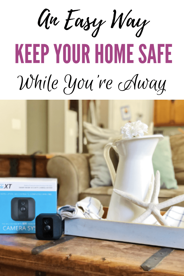 An Easy Way to Keep Your Home Safe!