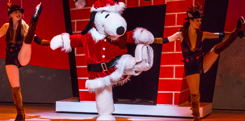 Top 7 Things to do at Knott's Merry Farm This Holiday Season