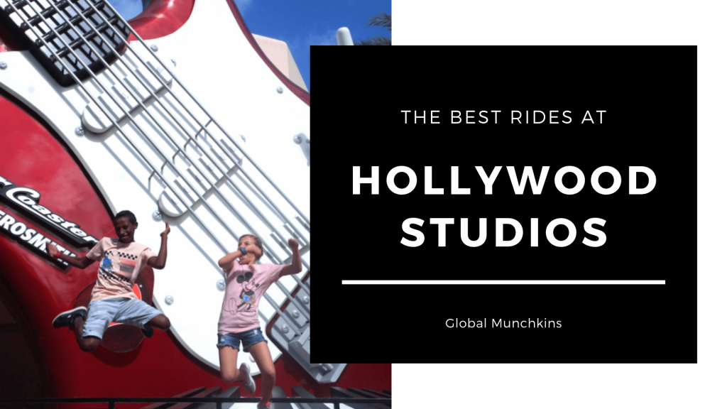 The Best Rides at Hollywood Studios – [Top 7 Choices]