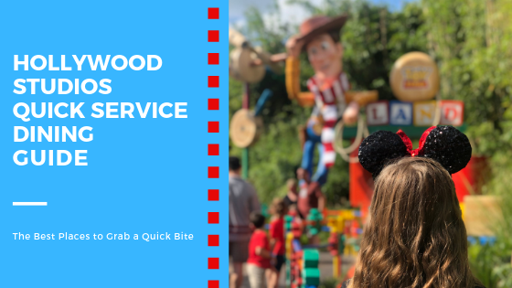 An Ultimate Guide to Hollywood Studios Quick Service Dining