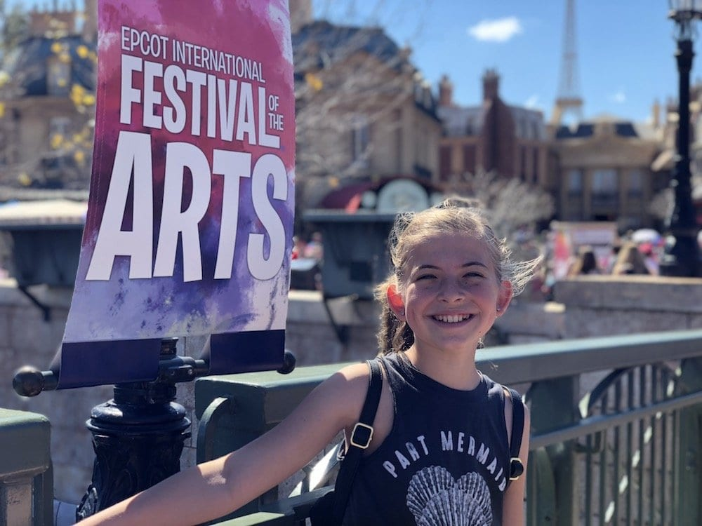 Everything to know about the Incredible Epcot Festival of the Arts 2019