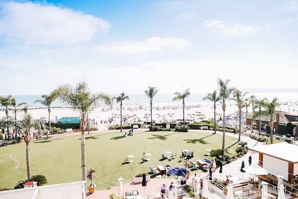 Coronado Beach Hotels - Where to stay