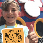 Over 100 Disney Cruise Tips! Planning a Disney Cruise is a lot of fun and a lot of work. Here are our 100 Best Disney Cruise Tips to help make the sailing a breeze (pun intended) #Disneycruise #disneytravel #cruisetips #familyvacation #unwind #unplug #traveldestination #bucketlist