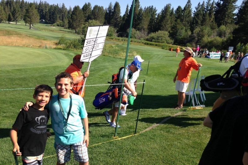 Lake Tahoe Summer - Celebrity Golf Tournament