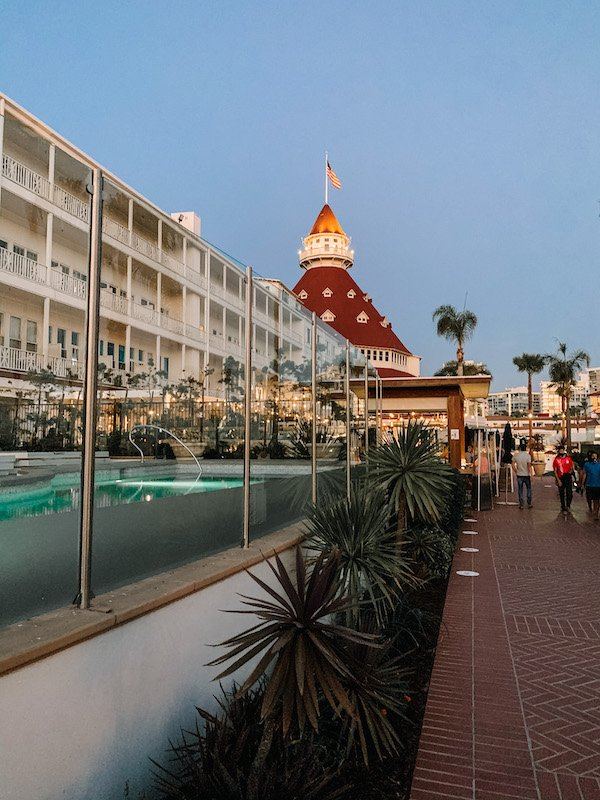 Coronado Beach Hotels - Where to stay