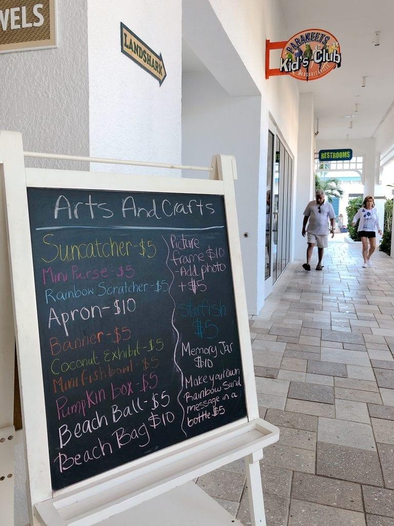 Margaritaville Hollywood Beach FL Kids Club