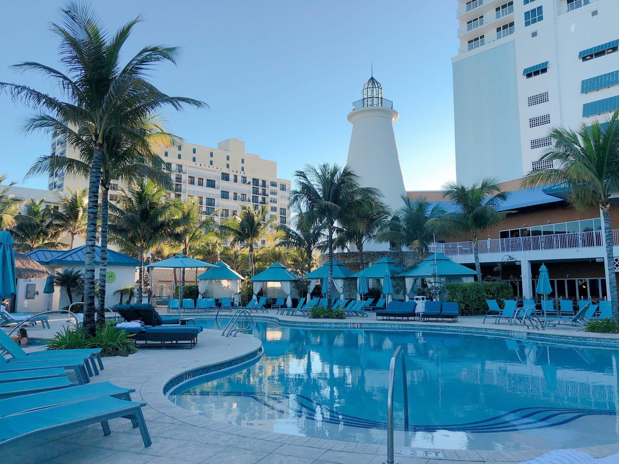 Margaritaville Hollywood Beach FL Pool