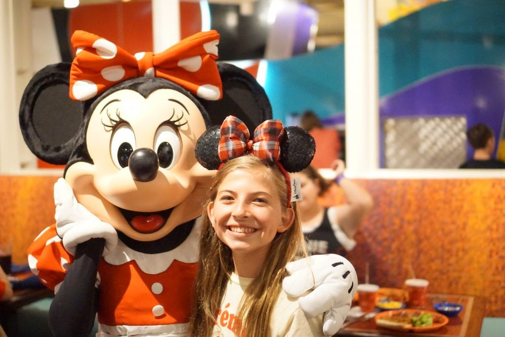 The Best Character Dining at Disney World – Top 7 Places!