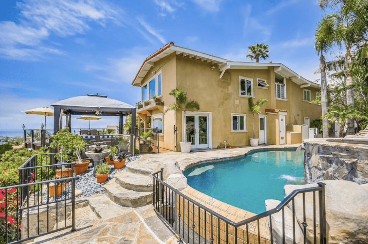 Luxe Airbnb in San Diego with a Pool