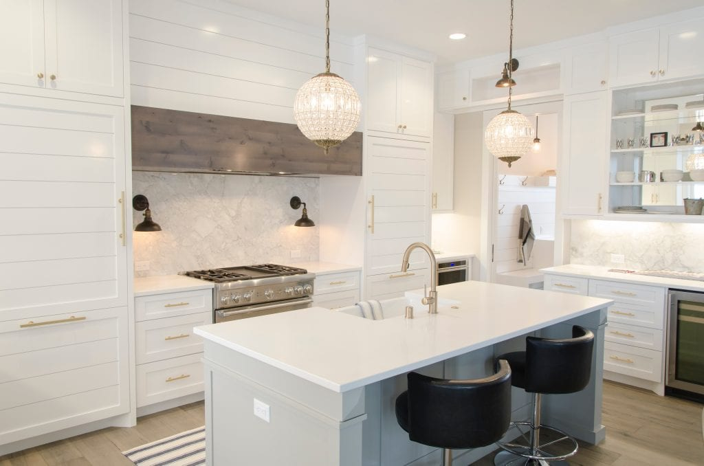 10 Super Gorgeous White Kitchens You Have to See to Believe!!
