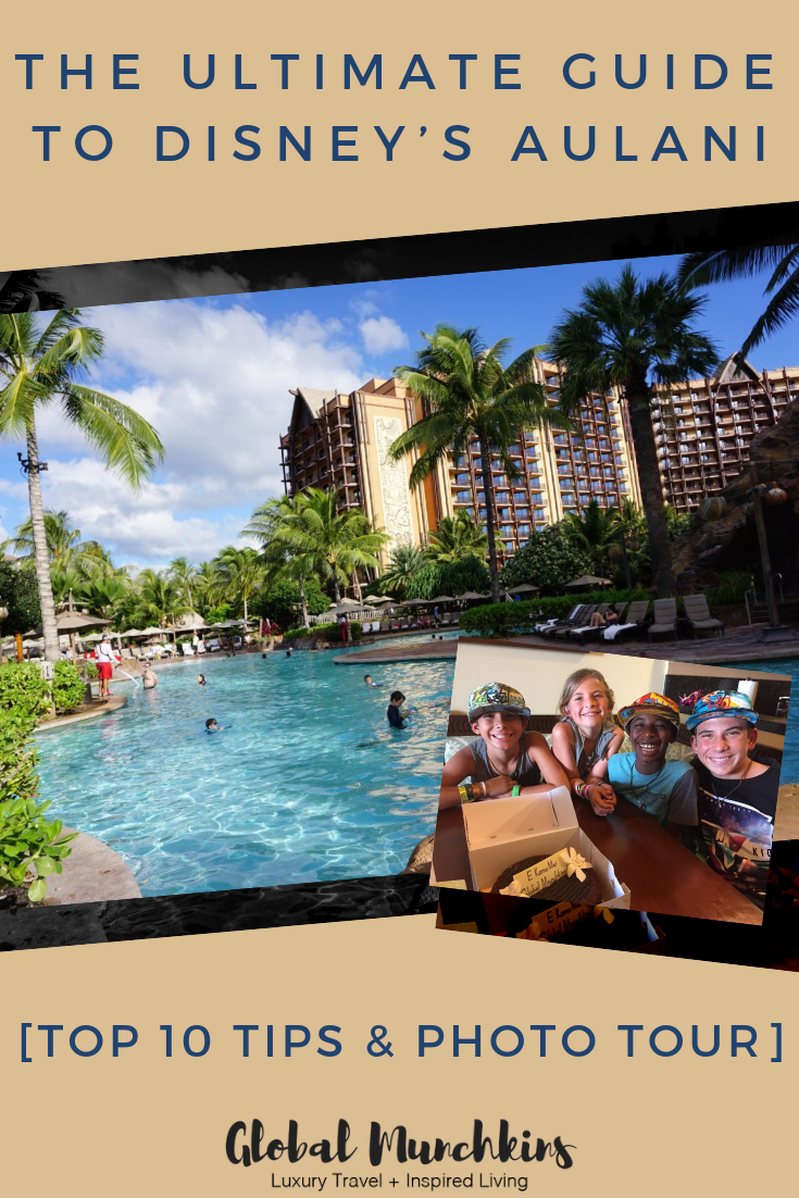 Looking for a Disney Aulani Review? Let me shed some light on this amazing family-friendly resort in Hawaii. #review #travel #traveltips #ultimateguide #disney #disneyaulani