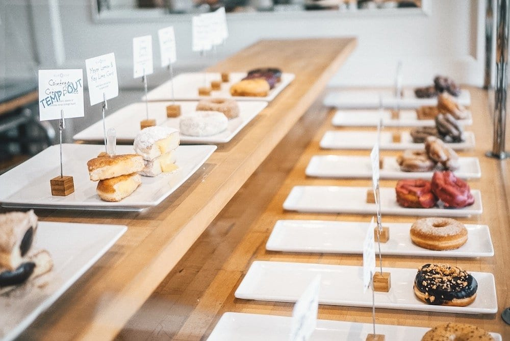 The Best Donuts in Portland…and let's not forget about Ice Cream!