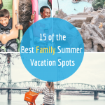 15 of the Best Summer Spots in the Us