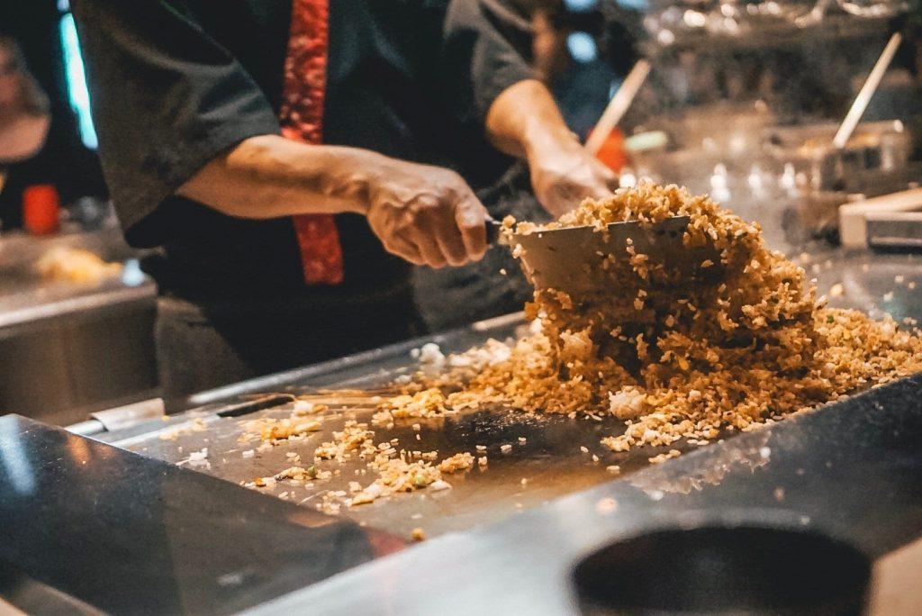 Teppanyaki Norwegian Joy