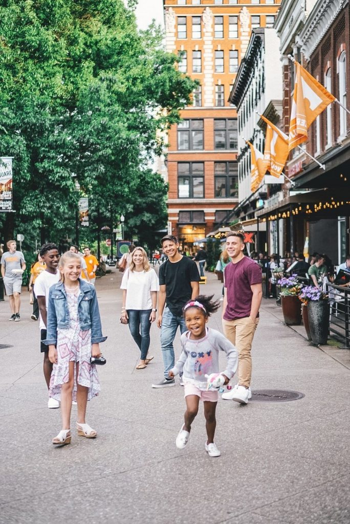 Things to do in Knoxville, Market Square