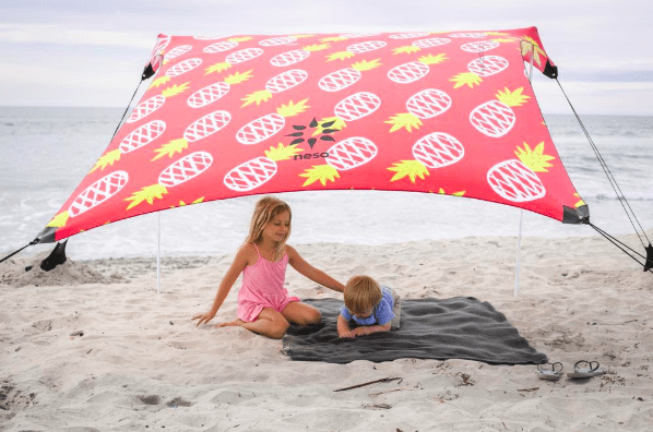 Best Beach Canopy; 11 Easy To Set Up Options!