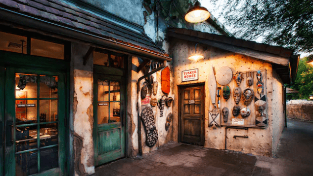 Best Animal Kingdom Restaurants - Tusker House