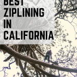BEst Ziplining in California
