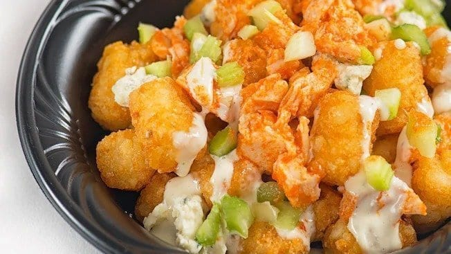 Friar Nook Greek Tots