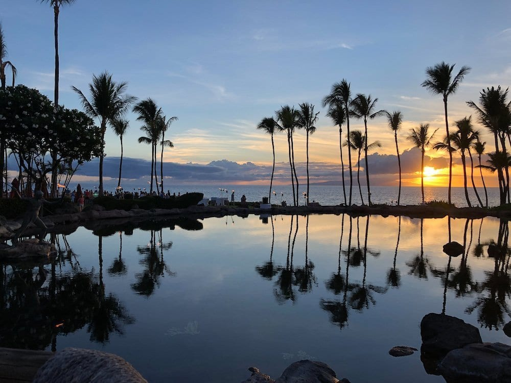 The Grand Wailea Luau [One of the Best Luaus on Maui]