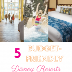 Moderate Disney Resorts