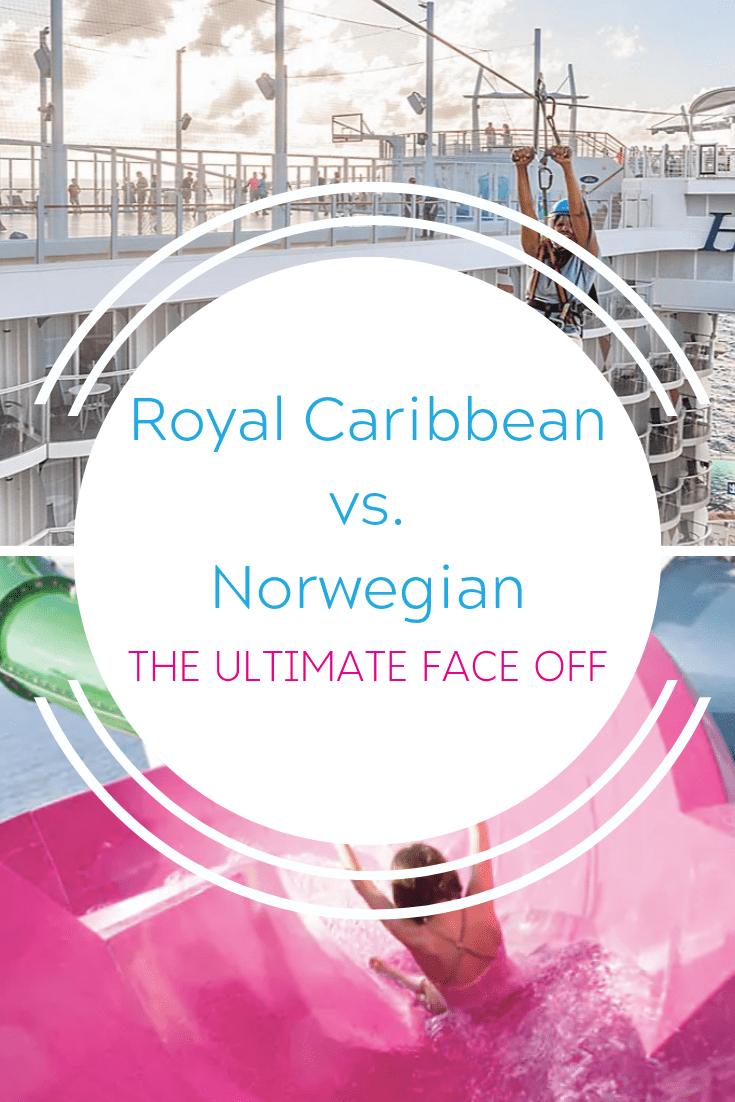 Royal Caribbean vs. Norwegian