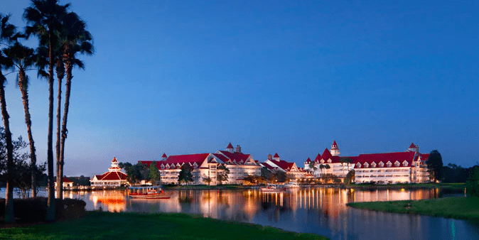 Disney Deluxe Resort - Grand FLoridian