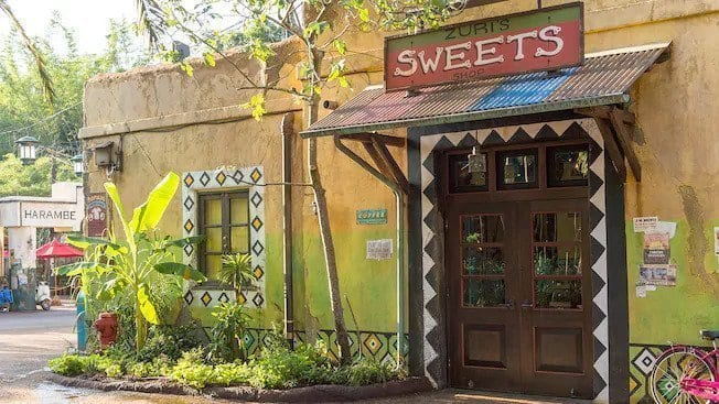 Zuri's Sweet Shop